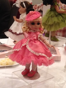 Strawberry Cupcake Patsy